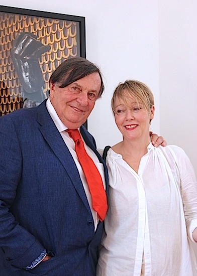 Barry & Emily Humphries