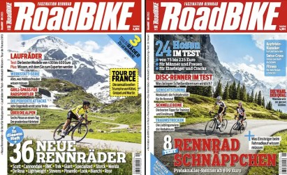 RoadBIKE Magazine Germany : Assignments & Stock Licensing