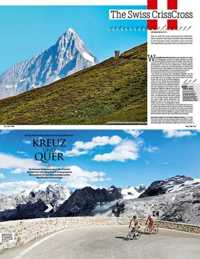 Outdoor Guide Switzerland : Assignments & Stock Licensing