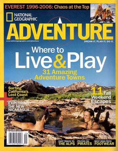 National Geographic Adventure : International Assignments & Stock Licensing