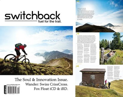 Switchback Magazine : Assignments & Stock Licensing