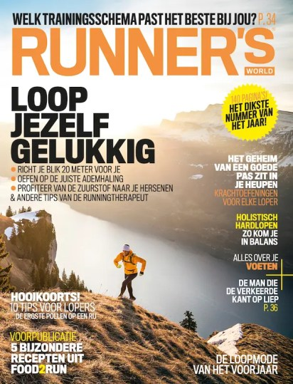 Runner's World :  Assignments & Stock Licensing