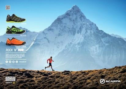 Scarpa Ueli Steck Running
