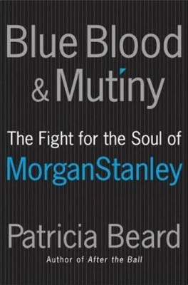 Blue Blood & Mutiny, book jacket