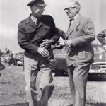 After Dwight D. Eisenhower was elected president, Roy Howard was one of his unofficial advisors.