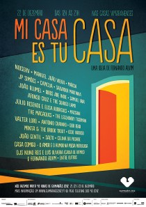 Mi Casa Es Tu Casa | Poster