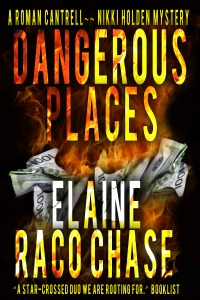 cover: dangerous places elaine raco chase