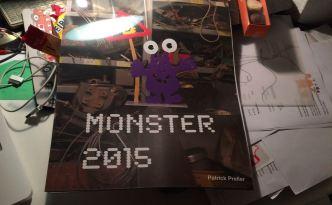 Monsterkalender 2015