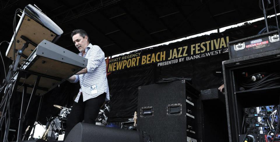 Patrick Bradley, Newport Beach Jazz Festival