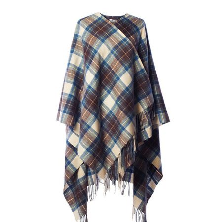Stewart Muted Blue Cape