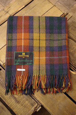 Highland Collection - Antique Buchanan Blanket