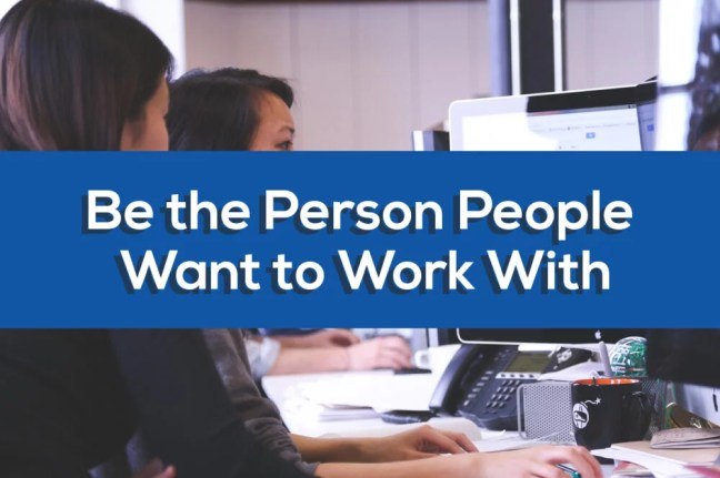 work with others