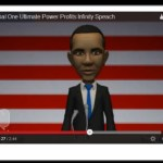 On Date Of Obama Inauguration, 'Program' Promo Turns President Into Pitchman For 'Ultimate Power Profits'