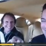 TelexFree/iFreeX Figure Sann Rodrigues Appears In Car With Emerson Fittipaldi; Is Brazilian Racing Legend Being Duped By MLM Huckster?
