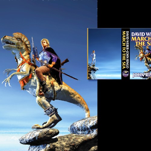 March To The Sea - Baen Books - David Weber/ John Ringo