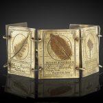 Botanical Book Bracelet  by Patrik Kusek 1st Place Saul Bell Awards 2007