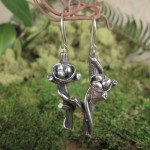 Woodland Chic: Metal Clay Jewelry as Nature Intended by Patrik Kusek