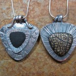 Combining Metal Clay and polymer clay