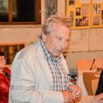 Ein profunder Kenner der Kirchengeschichte: Altpfarrer Gändrich.