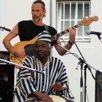 Baba Dango und Kubi Kubach