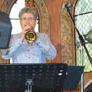 Kultur in der Patronatskirche – die Tower Jazz Band