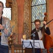 Jazzsommer geht bravorös weiter – Karolina Strassmeyer und Drori Mondlak – KLARO!