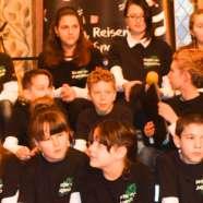 """""""Kinderleuchten"""" – Adventskonzert mit dem Kinder- und Jugendchor der Chorgemeinschaft Eiichwalde"""