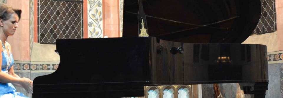 Kultur in der Patronatskirche – ein Klavierabend mit Gerlint Böttcher