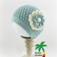 Julia's Hat by Pattern-Paradise.com