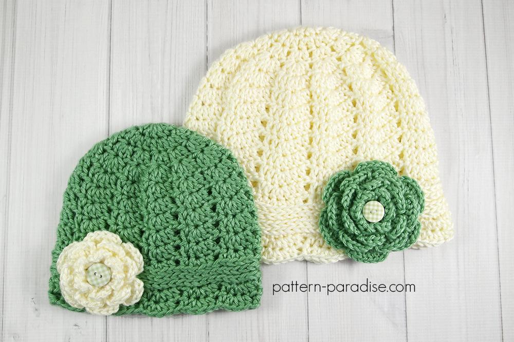 Free Crochet Pattern: Charmed Cloche   Pattern Paradise