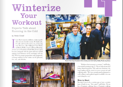 Article: Winterize Your Workout