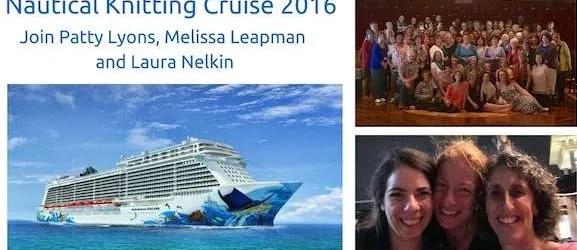 Nautical Knitting Cruise
