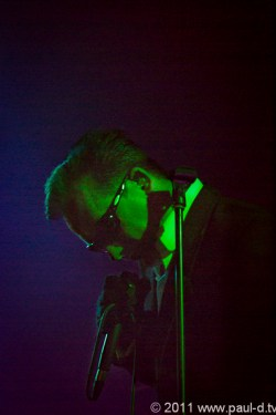 Dave Vanian, The Damned, Lightroom 2010 Process