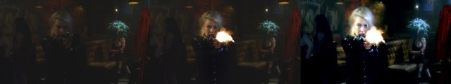 Gunfire Progression Creating Post Visual Effects for Paul Ds B.E.F. Kim Wilde Video   GUEST POST by MIKE QUINN