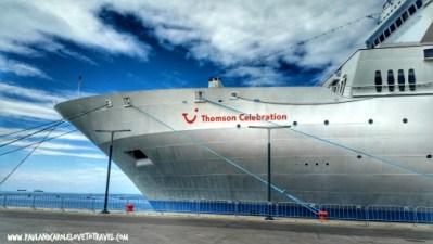 Thomson Celebration Cruise Ship Review