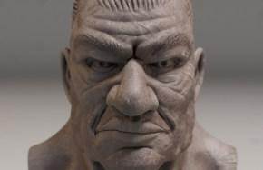 Haggar Sculpt Study
