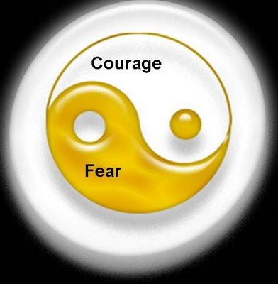 The sixth cardinal virtue: Courage