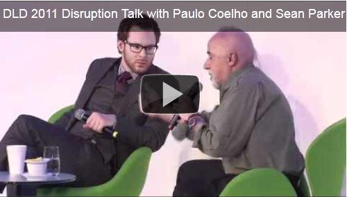 Disruption talk with Sean Parker