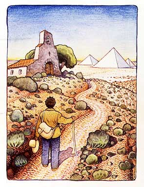 The Alchemist (read by Jeremy Irons)