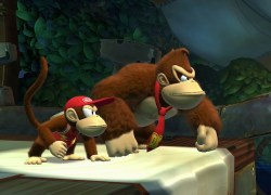 Donkey Kong Country main