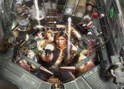 Star Wars Pinball main
