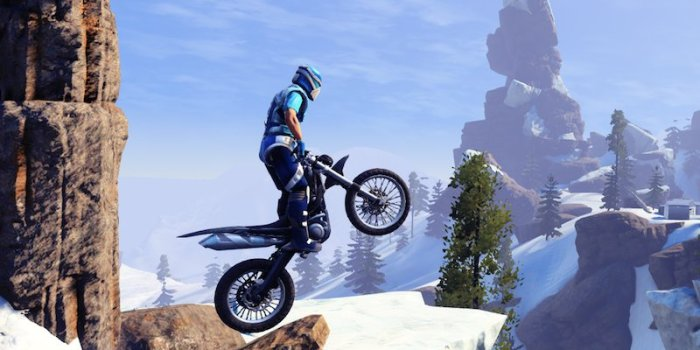 Trials Fusion main