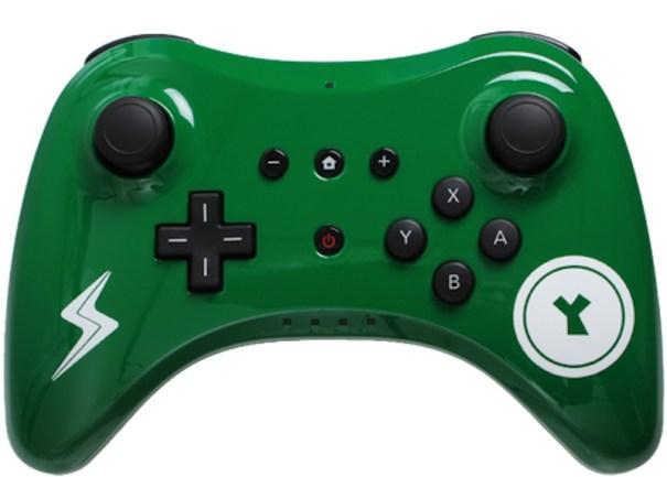Mario Kart Evil Controllers Yoshi Green