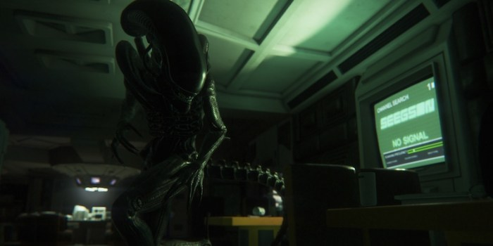 Alien Isolation main