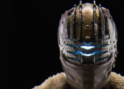 Dead Space 3 Isaac Clarke statue main