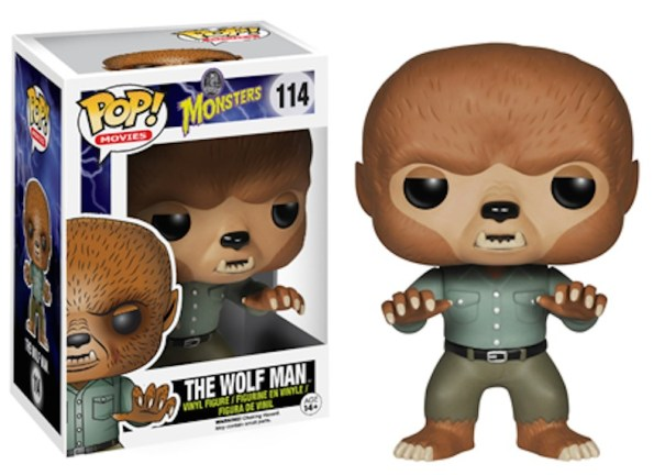 Funko Universal Monsters 114 The Wolf Man
