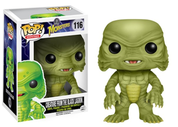 Funko Universal Monsters 116 The Creature From The Black Lagoon