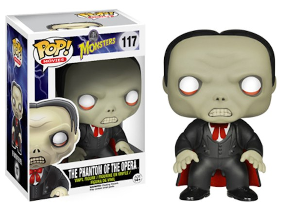 Funko Universal Monsters 117 The Phantom Of The Opera