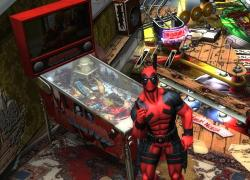 Zen Studios Deadpool table main