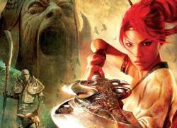 Heavenly Sword movie  main